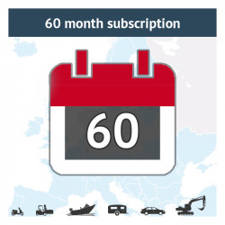 60 month subscription +...